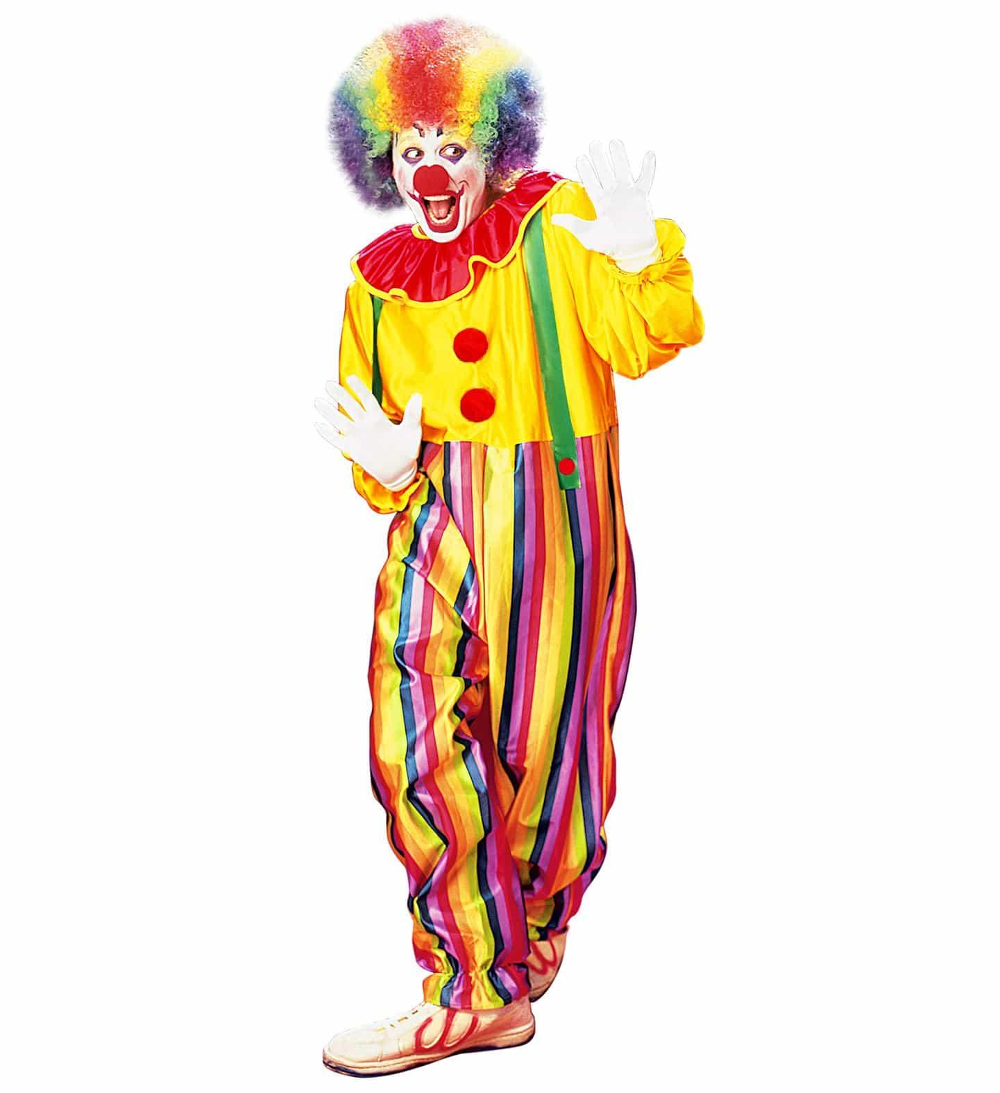 Clowndräkt L