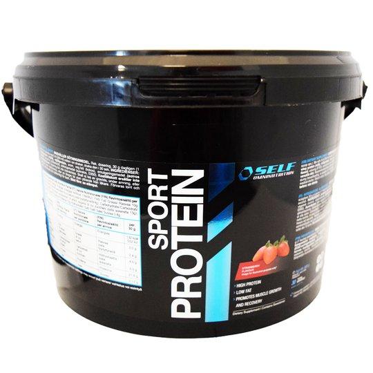 Proteiinijauhe, Mansikka 900g - 40% alennus