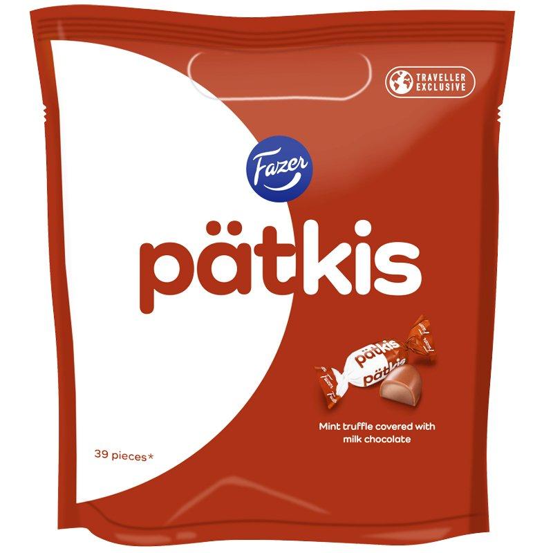 Pätkis Suklaakonvehteja - 25% alennus