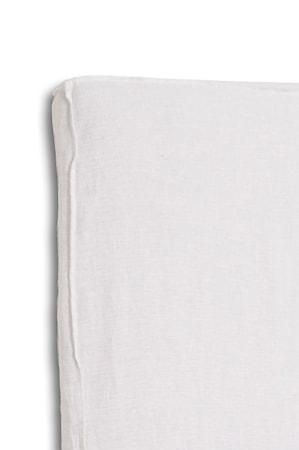 Sänggavelklädsel Mira Loose-fit white 180x140