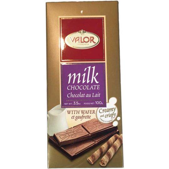 Mjölkchoklad med kex - 67% rabatt