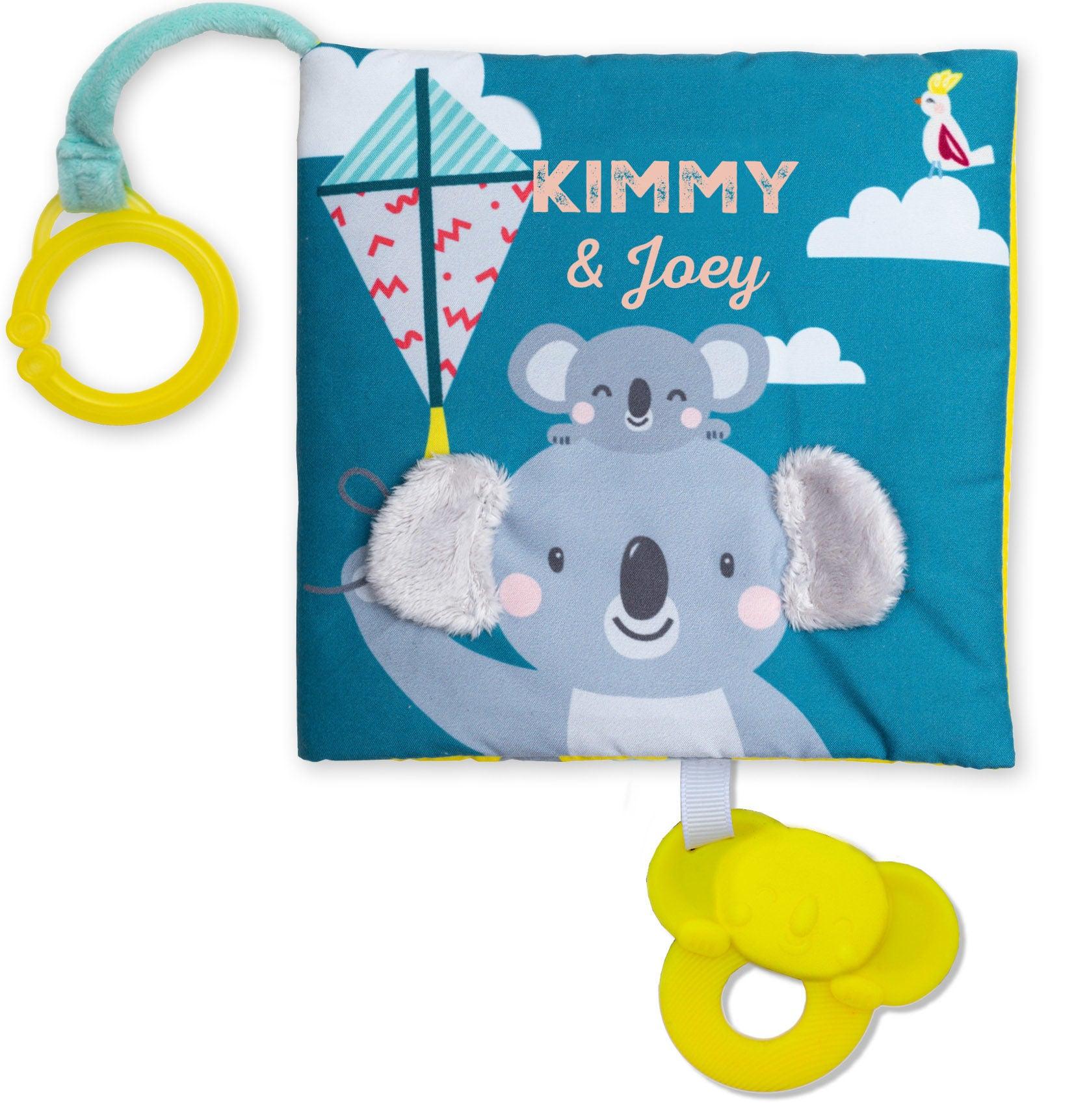 TAF Toys Where is Joey Aktiviteettikirja