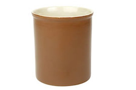 Dressingkrus medium brun/beige