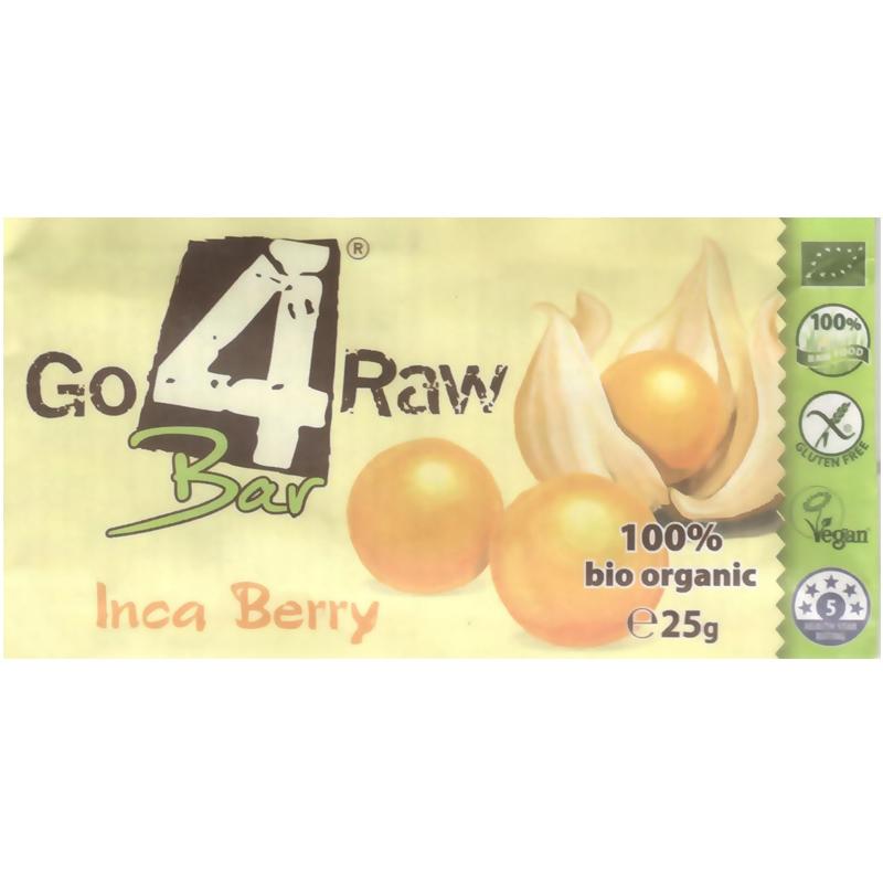 "Rawbar ""Incaberry"" 25g - 22% rabatt"