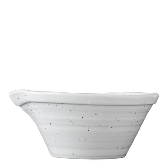 PotteryJo - Peep Spillkum 27 cm Cotton White