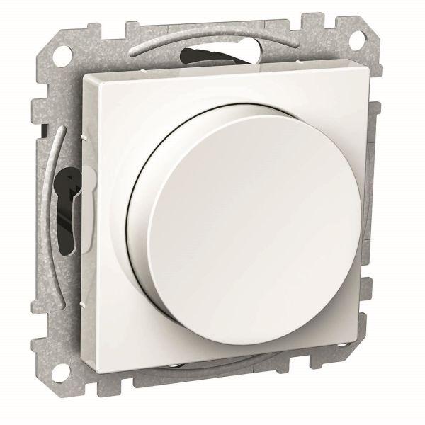 Schneider Electric Exxact Dimmer vri, universal 420W, hvit