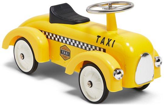 Mini Speeders Gåbil Taxi, Gul