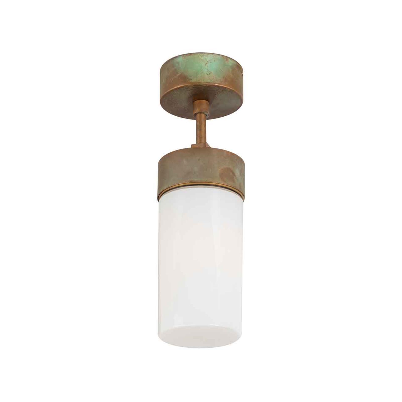 Kattovalaisin Silindar 3357, messinki/opaali