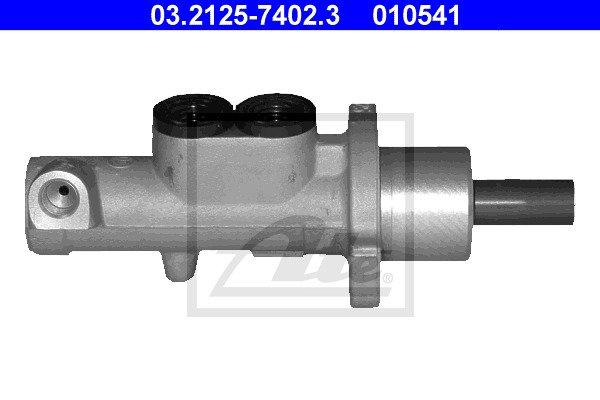 Jarrupääsylinteri ATE 03.2125-7402.3
