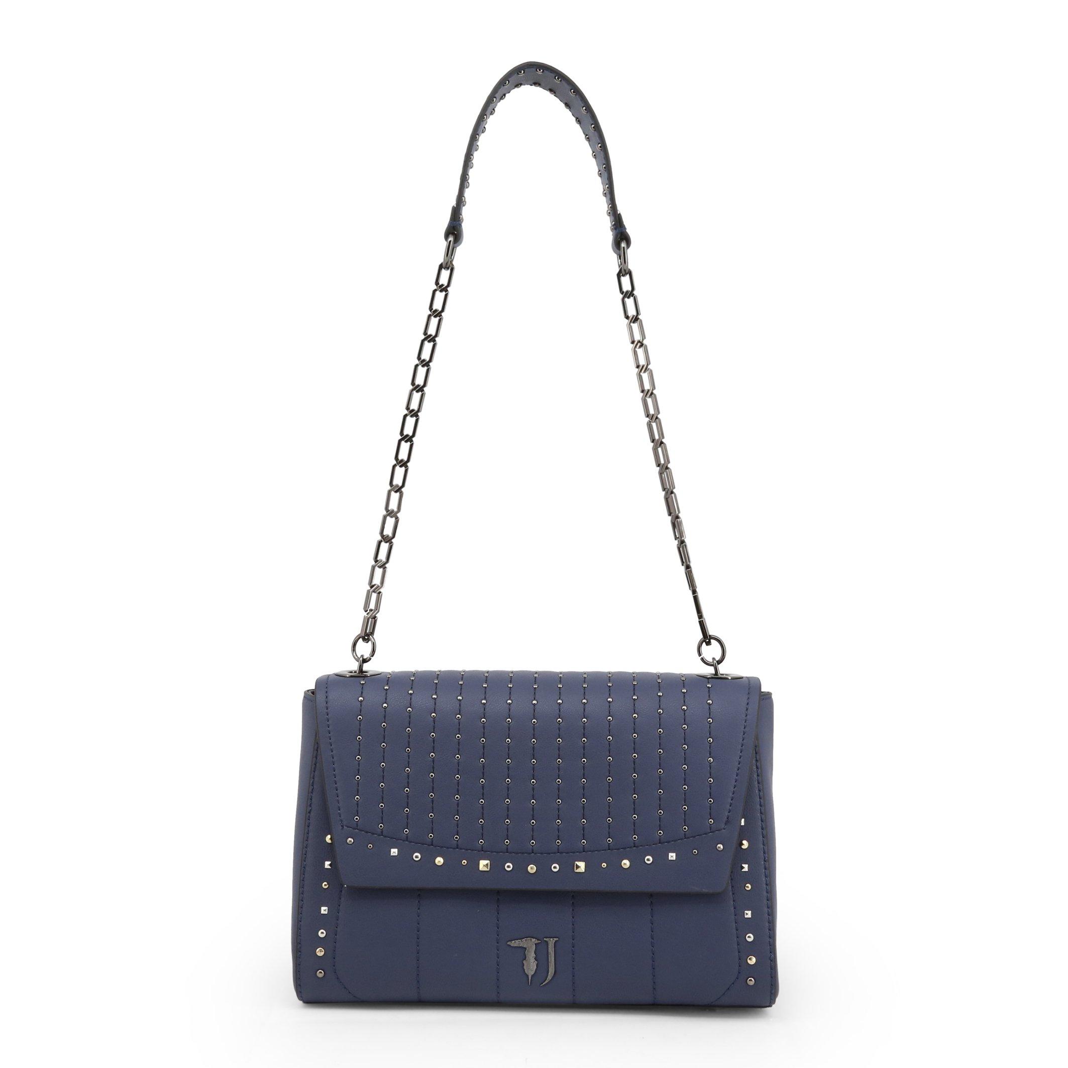 Trussardi Women's Shoulder Bag Various Colours CURCUMA_75B00509 - blue NOSIZE