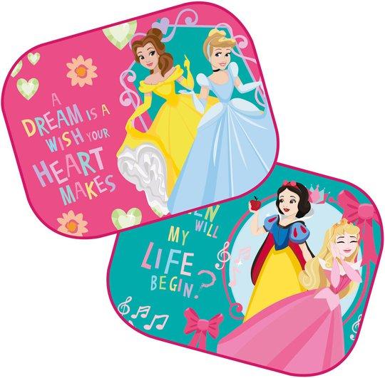 Disney Princess Belle & Snøhvit 2-pack Solskjerm