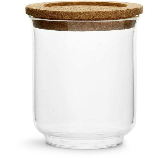 Sagaform Nature burk glas, stor