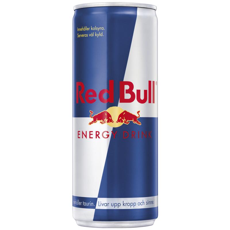 "Energidryck ""Red Bull"" 250ml - 47% rabatt"