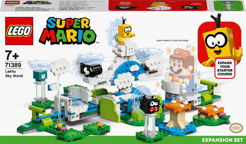 Lego Super Mario 71389 Lakitus Luftvärld – Expansionsset