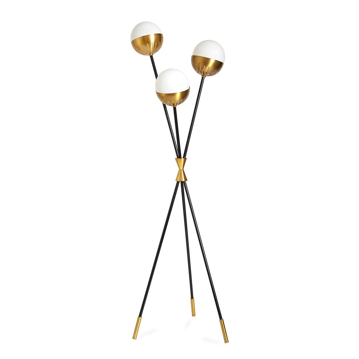 Jonathan Adler I Caracas Tripod Floor Lamp
