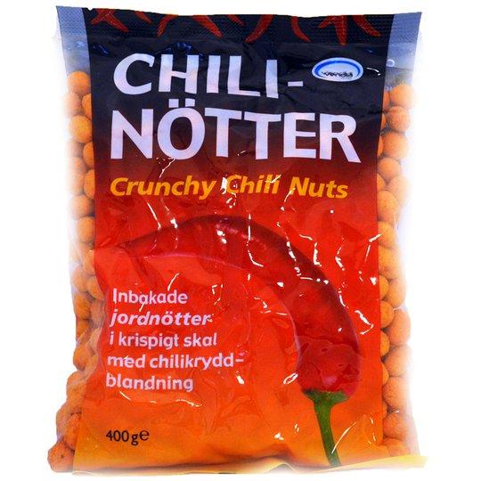 Chilinötter storpack - 50% rabatt