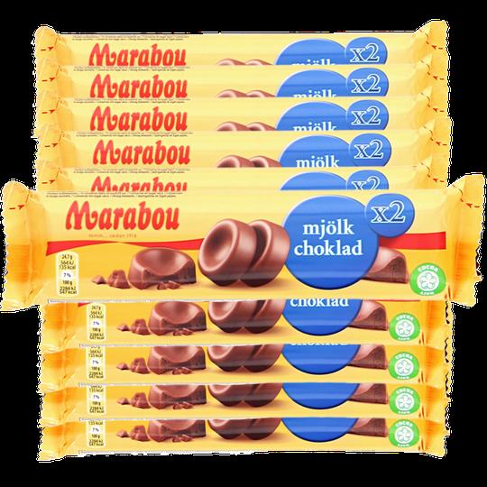 Mjölkchoklad Roll 10x 2-pack - 41% rabatt