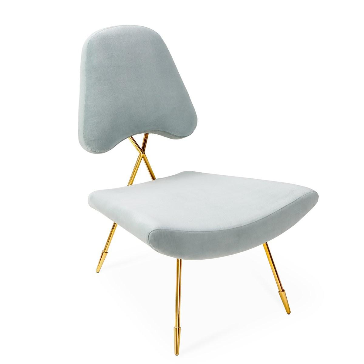 Jonathan Adler I Maxime Lounge Chair I Lido Celedon