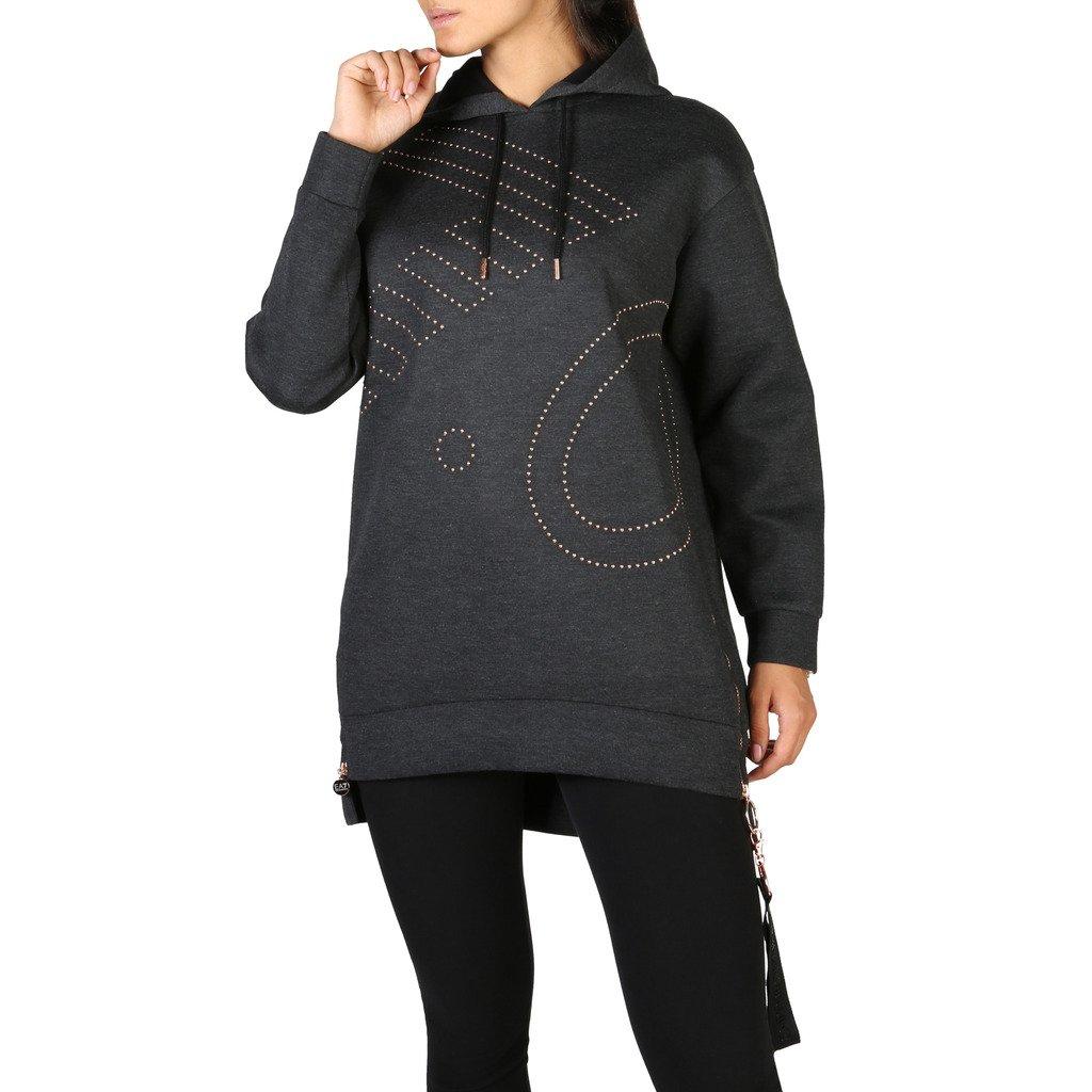 EA7 Women's Sweatshirt Grey 6YTM34_TJG0Z - grey S