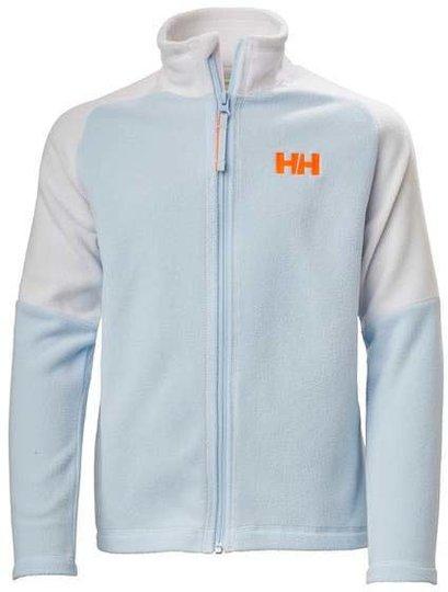 Helly Hansen JR Daybreaker 2.0 Jakke, Ice Blue, 140