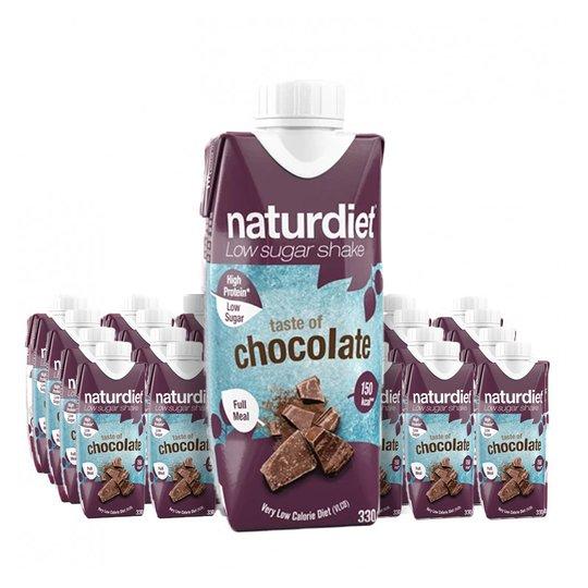 Måltidsersättning Shake Chocolate 24-pack - 28% rabatt