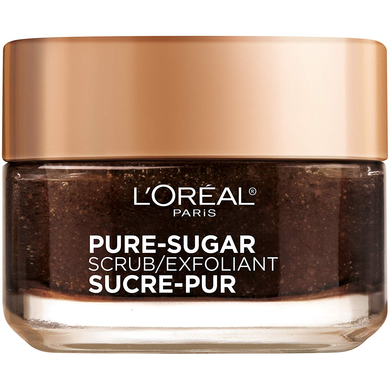 L'Oréal - Smooth Sugars Coffee Scrub 50 ml