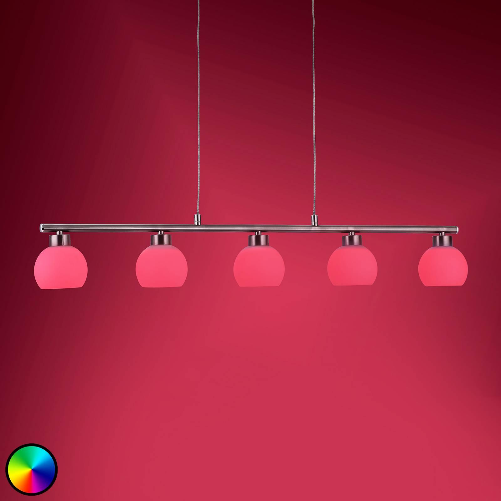 LED-tankoriippuvalaisin Yaeka, kaukosäädin