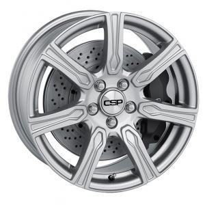 CSP 17 Silver 8x18 5/108 ET55 B63.3