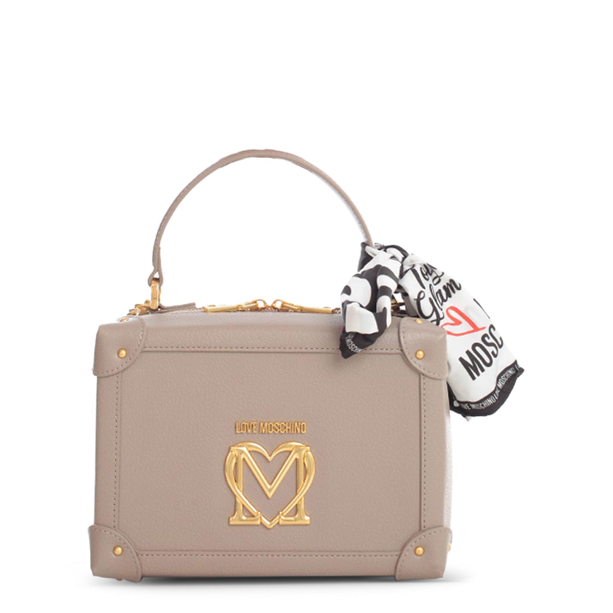 Love Moschino Women's Handbag Various Colours JC4214PP1DLL0 - grey NOSIZE