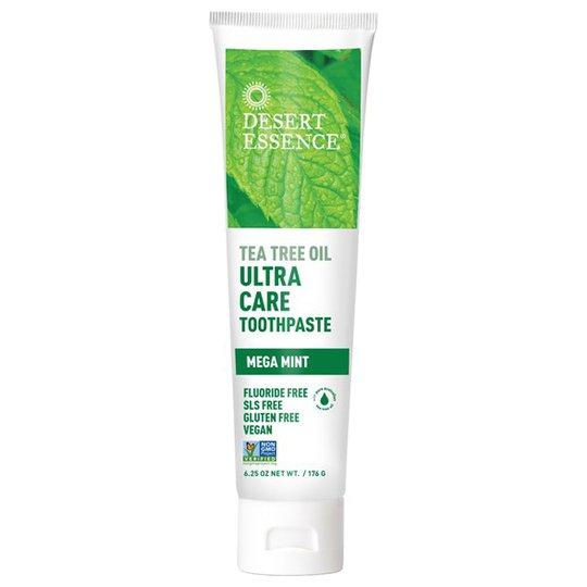 Desert Essence Ultra Care Toothpaste Mega Mint