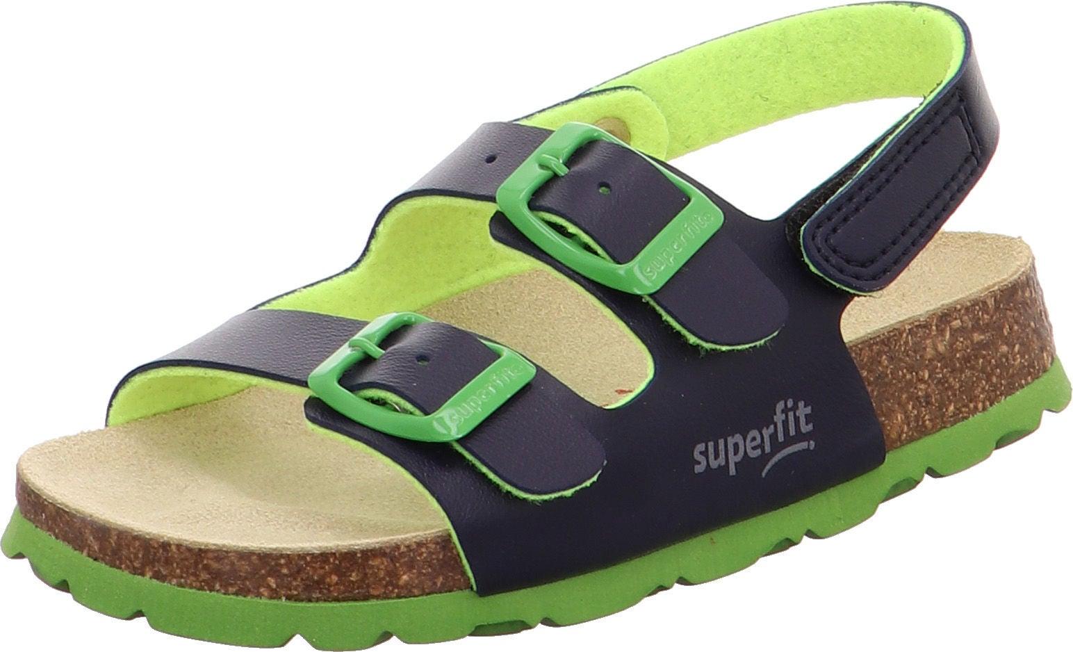 Superfit Fussbett Toffla, Blue, 25