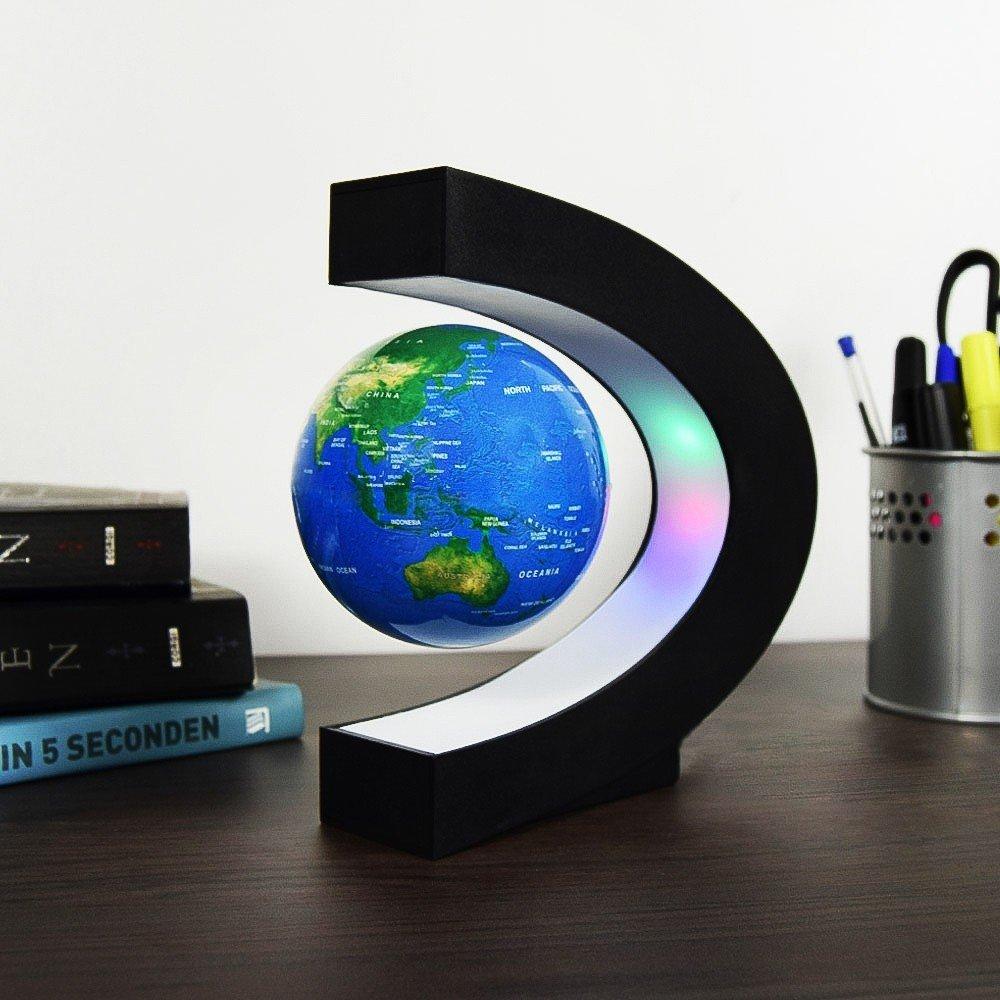 Levitating Globe C-Shape (04635)