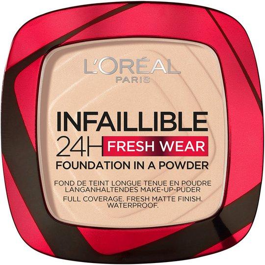 Infaillible 24H Fresh Wear Powder Foundation, 9 g L'Oréal Paris Meikkivoiteet