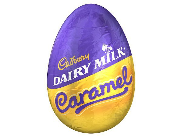 Cadbury Caramel Egg 40gram