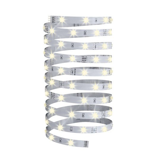 Lämpimän valkoinen LED-nauha YourLED Eco 5 m valk.