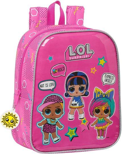 L.O.L. Surprise! Art Club Ryggsekk 6L, Pink