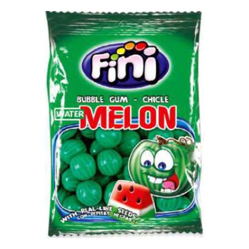 Fini Gum Melon Påse - 80 gram