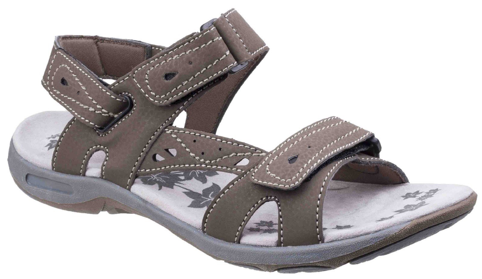 Cotswold Women's Highworth Sandal Various Colours 26264 - Brown 3