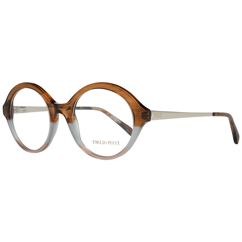 Emilio Pucci Women's Optical Frames Eyewear Brown EP5064 51047