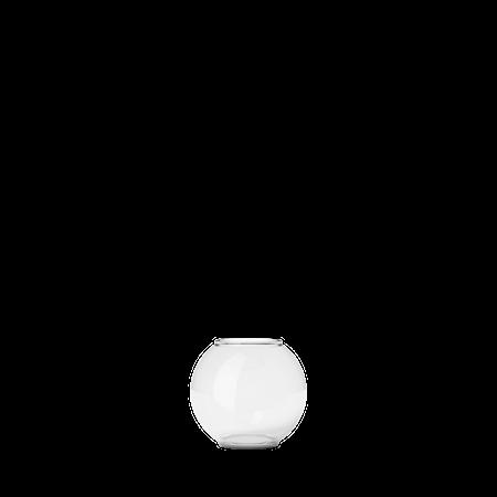 Form 70/2 Munnblåst Glass Klart 10cm