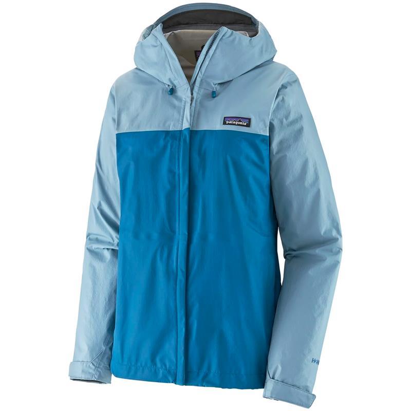 Patagonia Torrentshell 3L Jacket XS Skalljakke, dame, Berlin Blue