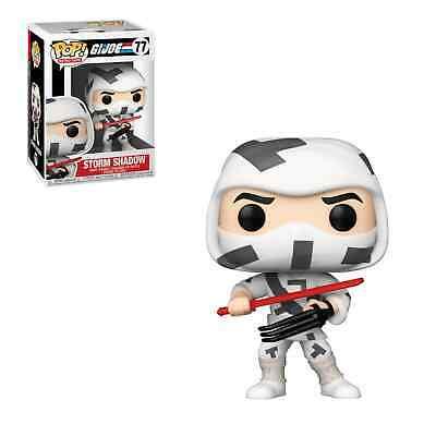 Funko! POP - VINYL G.I. Joe V2 Storm Shadow (55786)