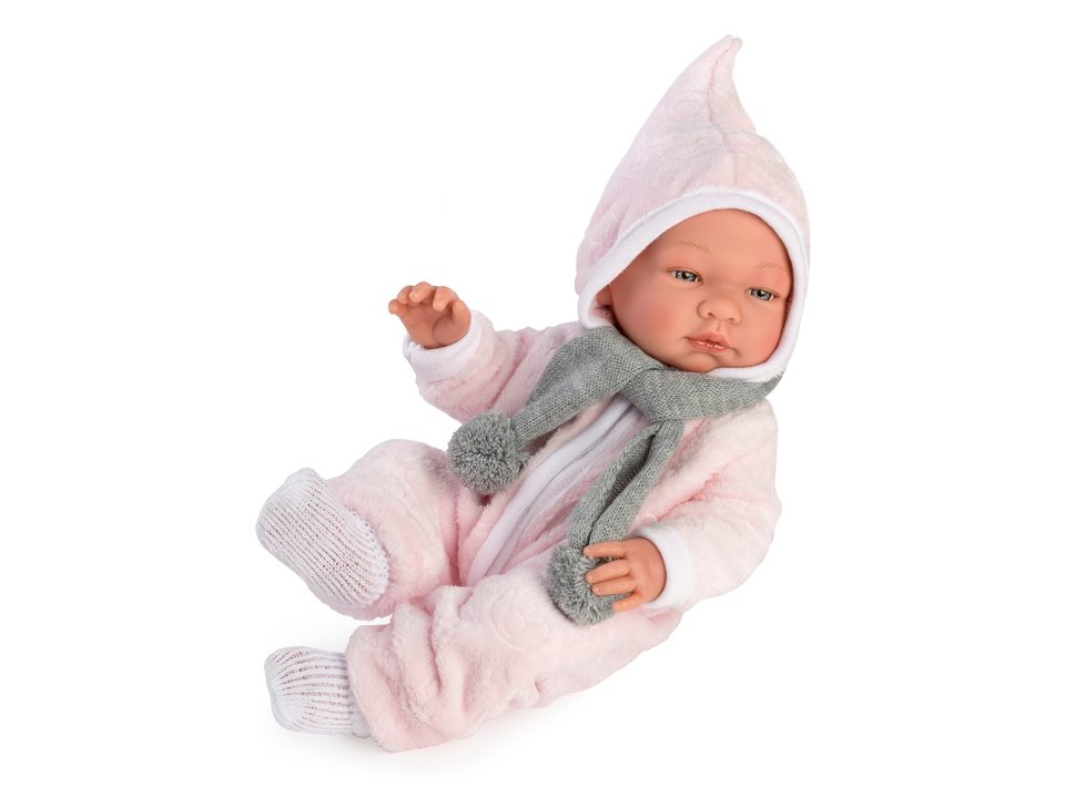 Asi dolls - Maria baby doll in jumpsuit