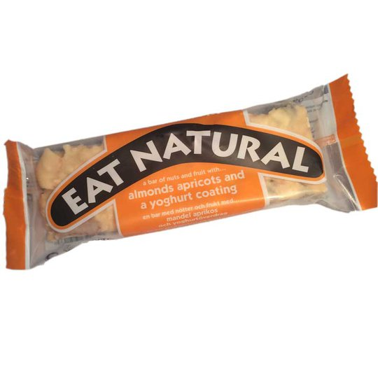 Bar Eat Natural Mandel - 66% rabatt