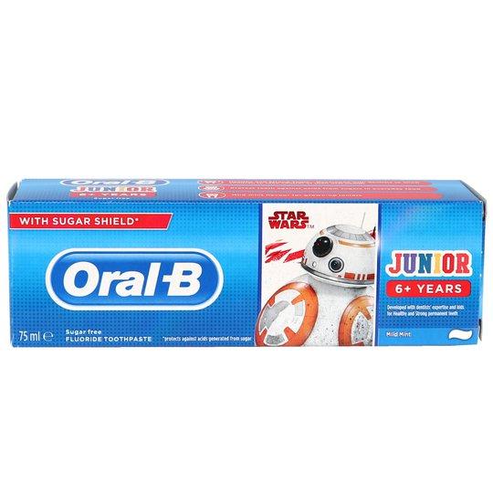 Tandskräm Star Wars Junior - 60% rabatt