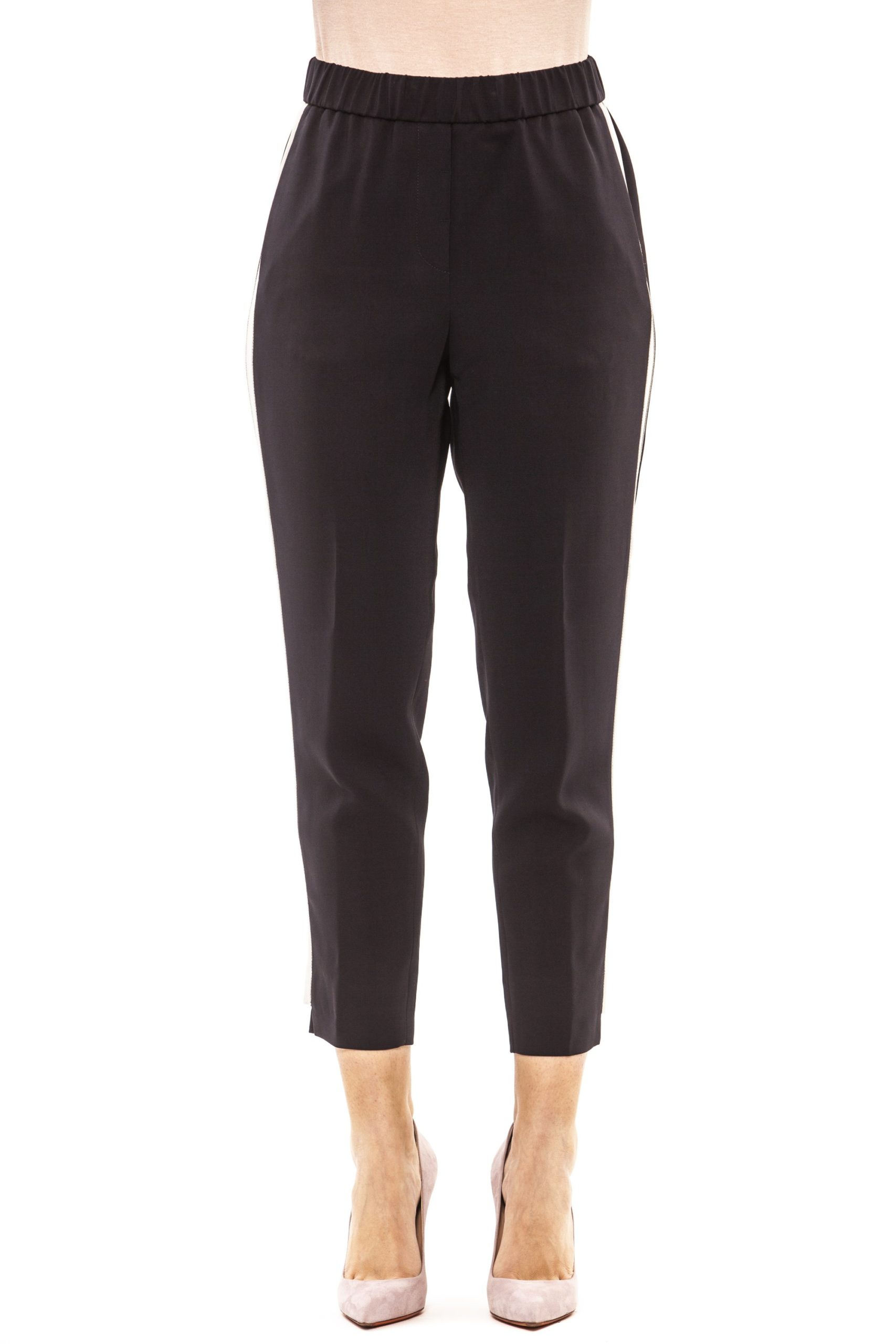 A Blu Navy Jeans & Pant - IT42   S