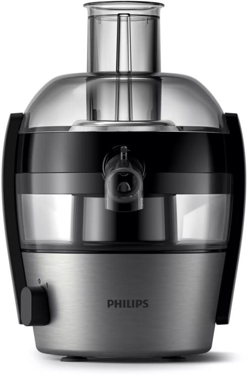 Philips Hr1836/00 Råsaftcentrifug - Svart