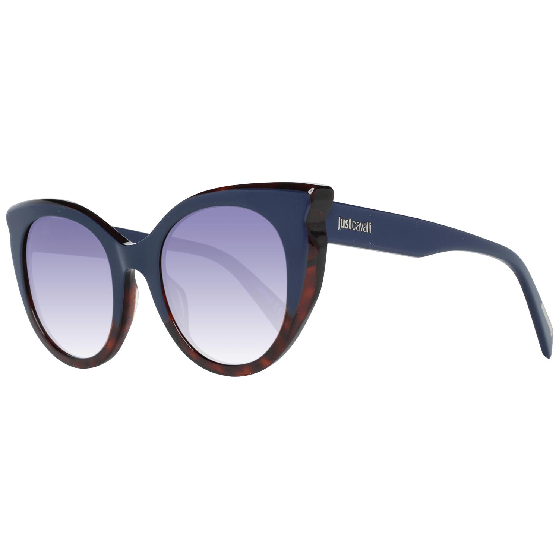 Just Cavalli Women's Sunglasses Blue JC786S 5392W