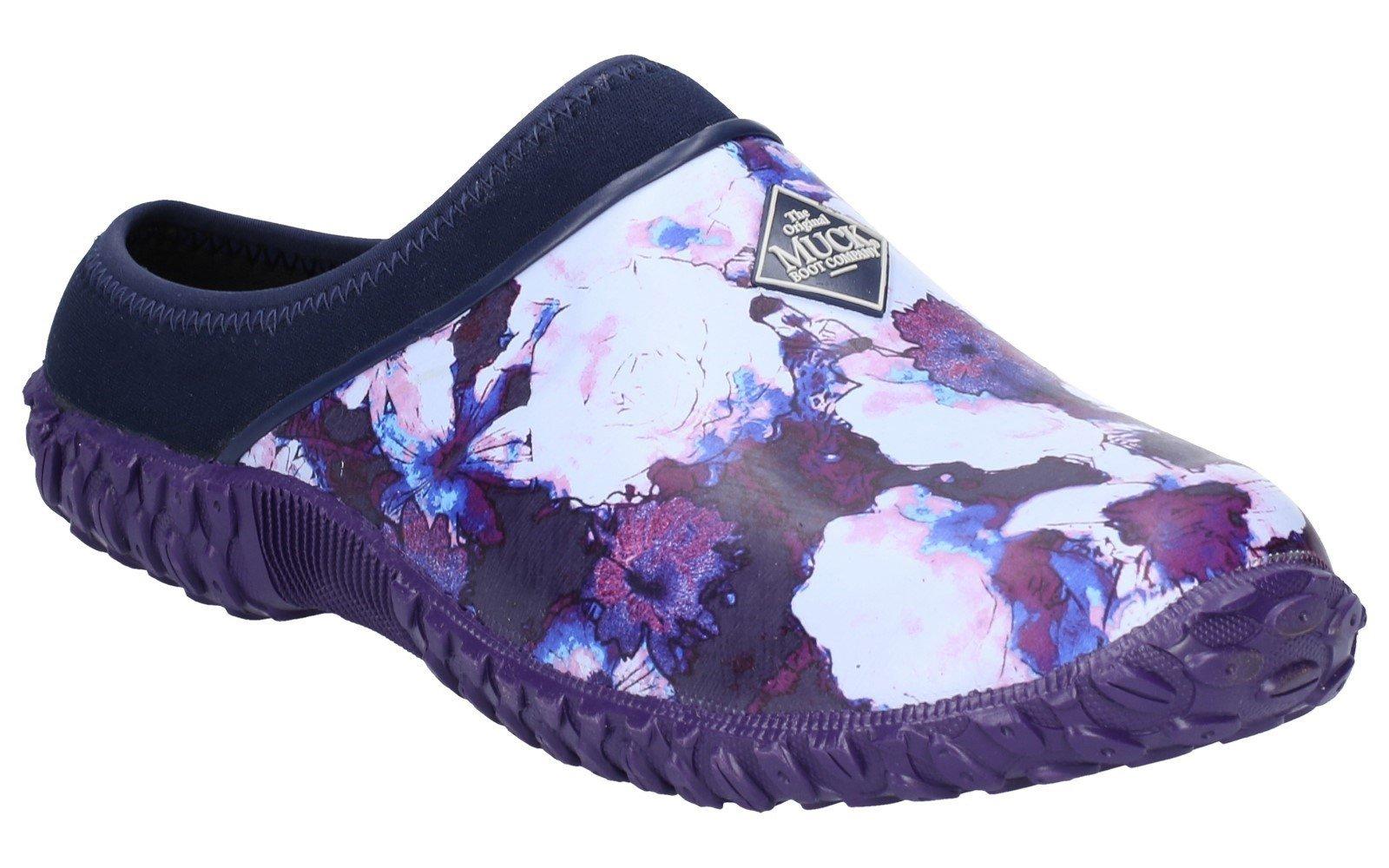 Muck Boots Women's Muckster II Slip On Clog Various Colours 28900 - Blue 3