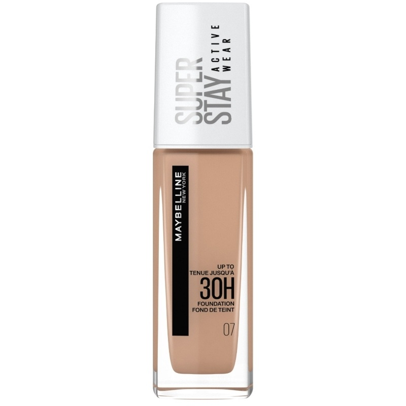 Maybelline - Superstay Active Wear Foundation - 07 Classic Nude